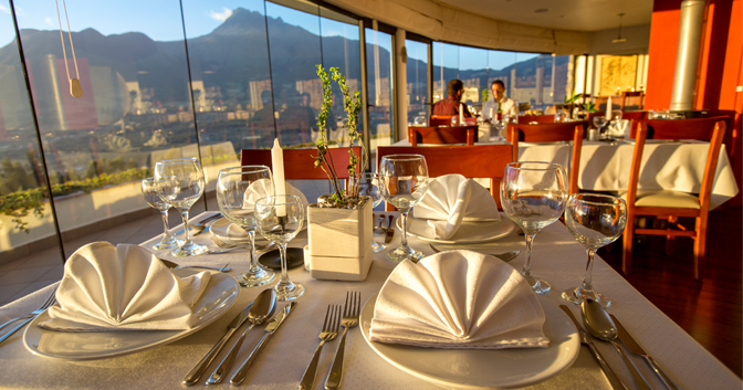 Dining Room Otavalo Sachaji