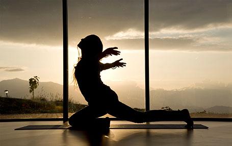 Ecuador Yoga Class