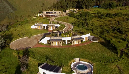 My SachaJi Sustainability Hotel Otavalo