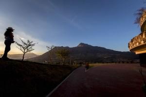 MySachaji View-of-volcano-Imbabura