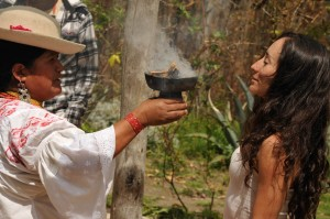 Mysachaji andean cleansing