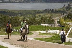 Mysachaji horsebackriding andes
